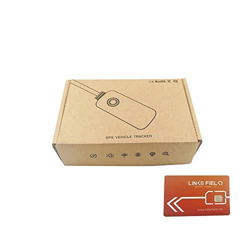 GPS Tracker Mini Waterproof GPS Tracker Real Time Car Tracking Device SEA Sim and Box