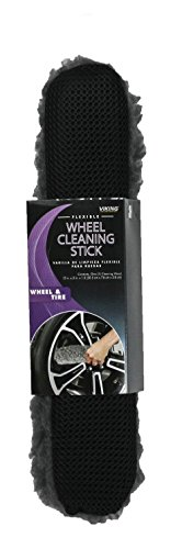 - Viking Scratch-Free Microfiber Wheel Brush