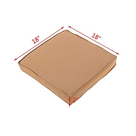 Amazon.com: Do4U 2 sillas de comedor de mimbre de ratán para ...