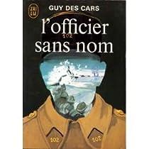 L'officier sans nom par Des Cars