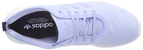 adidas ZX Flux Smooth W - Zapatillas de running para mujer Morado / Blanco