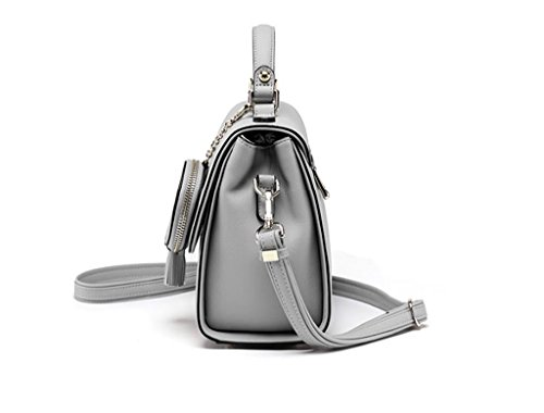 cuir A main mode poignée dames à à bandoulière Sacs la sac main sac en à à Totes Sac sac à Top pour B Couleur main PU 45Uwnxwvq