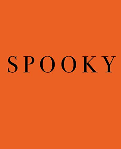 Pinterest Halloween Decoration Ideas (Spooky: A decorative Halloween book | Stack deco books together to create a custom Halloween phrase or message in any room | Perfect for party tables, ... design styling (Holiday)
