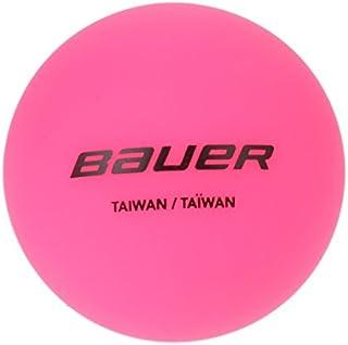 Bauer streethockeybal Hydro 65 mm rose
