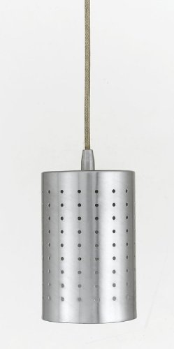 Cal Lighting PN-1008/6-BS Line Voltage Mini Pendant Light by Cal (Pendants Bs Mini)