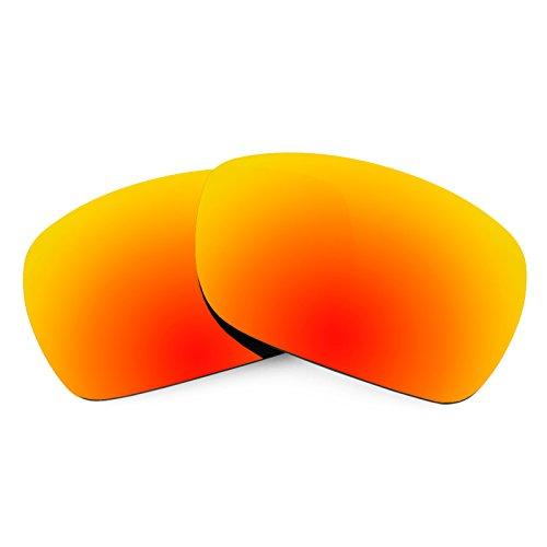 Jim Mirrorshield para Lentes Rojo Maui Polarizados Fuego Palms MJ111 repuesto de múltiples — Opciones Revant 63mm B1XT6q6