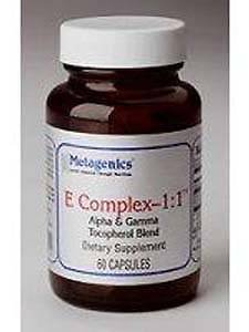 Metagenics – E Complex-1:1, 60 Count For Sale