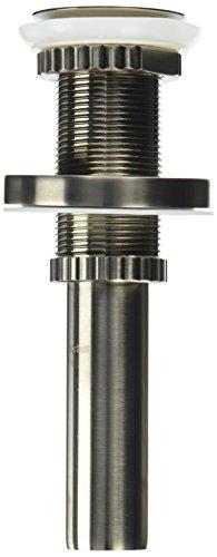 Kraus PU-12-MR-1SN Grid Style Drain and Mounting Ring Satin Nickel