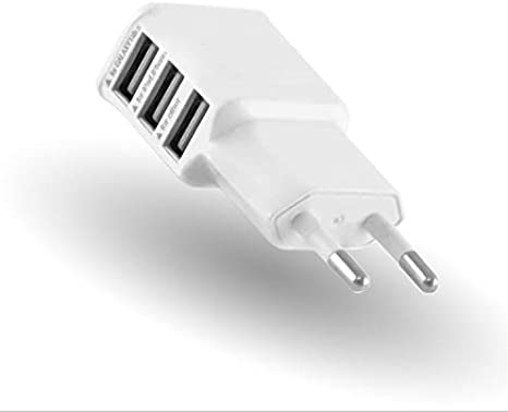 adaptateur prise usb chargeur smartphone