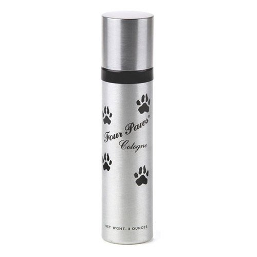 Four Paws Cologne, Silver, My Pet Supplies