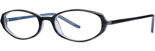 VERA WANG Eyeglasses V009 Slate 49MM