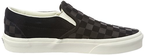 Black Rapidweld Marshmallow Black Emboss Adults' Qcf Unisex Vans Checker Ultrarange Trainers xzfaWw8t