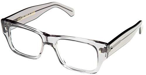 Cutler and Gross M 1214 Smokey Quart Eyeglasses