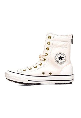 BOOT Weiss CT Women Leder Converse RISE AS HI 553389C Boots awTfWWqz0