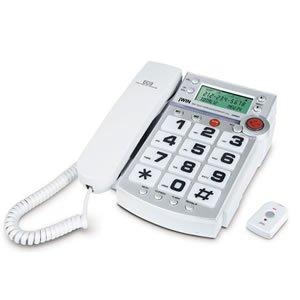 Jwin Jtp551wht Dual Caller Id - 1