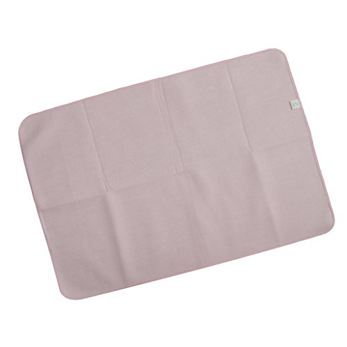 Dovewill Washable Waterproof Premium Underpad Bed Pad Incontinence Hospital Patient Reusable for Adult Kids - Pink, as described