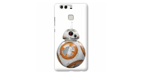 Case Carcasa Huawei P9 Star Wars - - BB8 B -: 3614841203178 ...