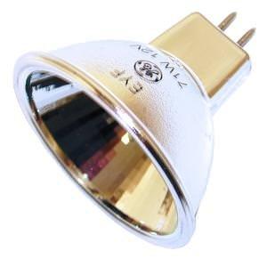 GE 20843 - Q71MR16/C/NSP15 - 71 Watt ConstantColor MR16 Halogen Light Bulb, 15 Degree Beam Spread, 12 Volt, GX5.3 Base