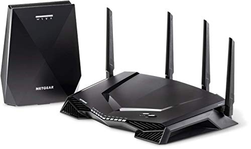 (NETGEAR Nighthawk Pro Gaming XRM570 WiFi Router and Mesh WiFi System with 6 Ethernet Ports and Wireless speeds up to 2.6 Gbps, AC2600, Optimized for Low ping)