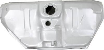 Evan-Fischer EVA13272016856 Fuel Tank Gas Galvanized steel Silver 44.38 x
