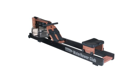 Water Rower Club X Waterrower Club Rowing Machine with S4 Monitor (Solid Ash Wood)
