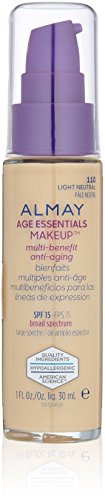 Almay Age Essentials Makeup, Light Neutral