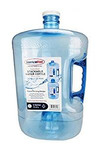 American Made Water Bottle, 3-Gallon, Blue (3-Gallon)