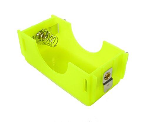 American Educational Plastic D Cell Battery Holder, 3