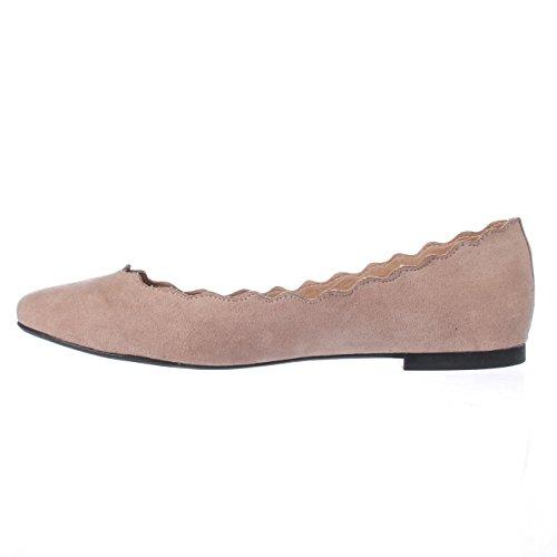 Athena Alexander Taffy Scalloped Ballet Flats - Blush hdUukE