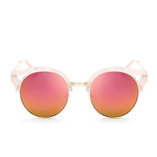 G&T 2016 New Women Fashion Korean Style Personality Sunglasses(C3) (Cheap Coloured Contact Lenses)