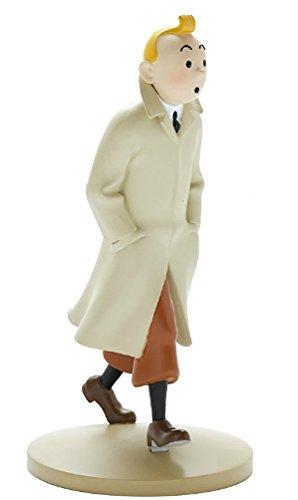 Figura de colección Tintín gabardina 12cm Moulinsart 42190 (2015)