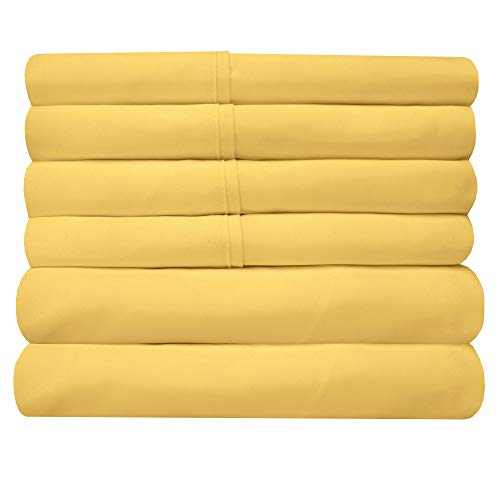 Buy full size bed sets with comforter yellow