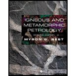 Igneous & Metamorphic Petrology by Best,Myron G.. [2002,2nd Edition.] Paperback