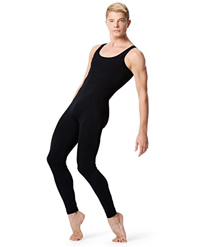 Dancewear Unitard (Calla Dancewear Womens Tank Footless Unitard Justin S Black)