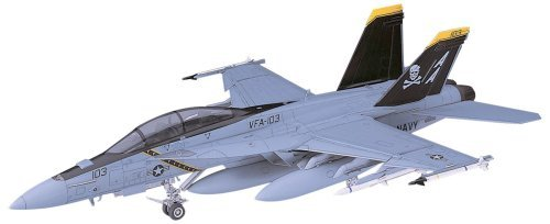 FA-18F Super Hornet Model Kit by Hasegawa (Fa 18f Super Hornet)