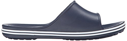 Crocs Crocband Lopro Slide - Sandalias Unisex adulto Blu (Navy)