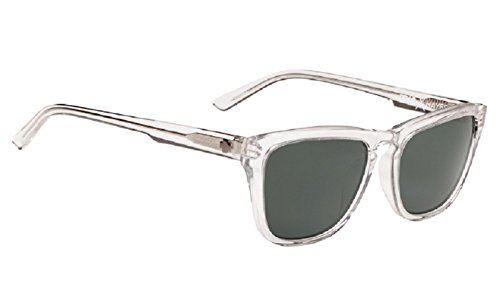 HAYES BARE CRYSTAL- HAPPY GRAY GREEN (Sunglasses Spy Crystal)