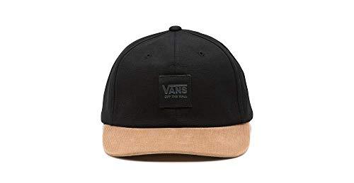 Black Eye Bmx - Vans Men's Glazier Hat Black/Tigers Eye One-Size VN0A3D3NQJ1