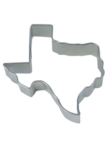 Texas Cookie Cutter - R&M Texas State 3.5