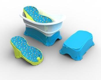 Summer Tub (Summer Infant Right Height Center Tub)