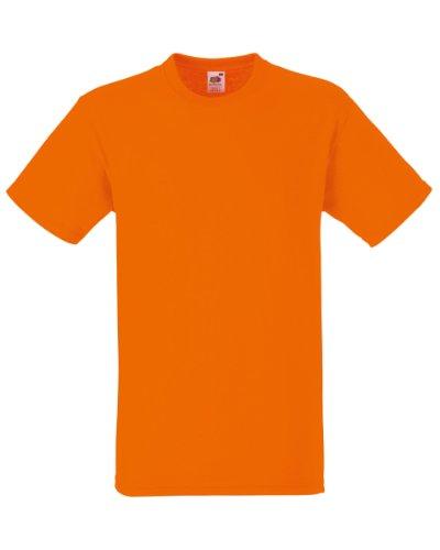 In Fruit Cotone Medium maglietta The orange Uomo Loom Of CxZ4S