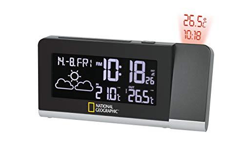 Estación meteorológica inalámbrica National Geographic Temeo MC: Amazon.es: Electrónica