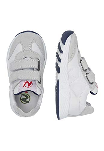 sneakers Vl E Lewis In Nylon Naturino Pelle Grigio 1BqUEw