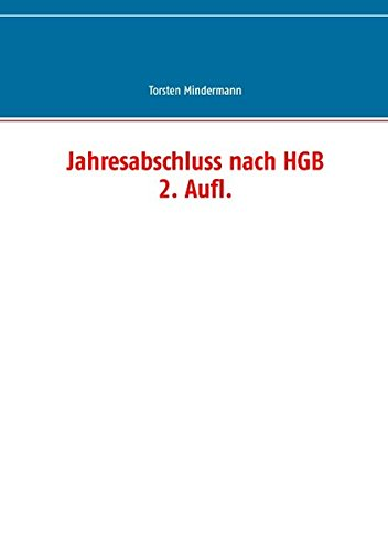 Jahresabschluss nach HGB