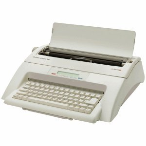 Olympia Carrera de luxe MD - Máquina de escribir eléctrica: Amazon.es: Oficina y papelería