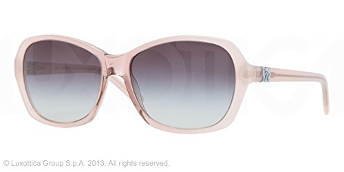 Amazon.com: Donna Karan – dy4094 sunglasses-352013 piink ...