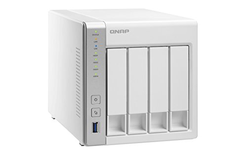 QNAP TS-431 4-Bay NAS 512MB RAM Freescale ARM Cort