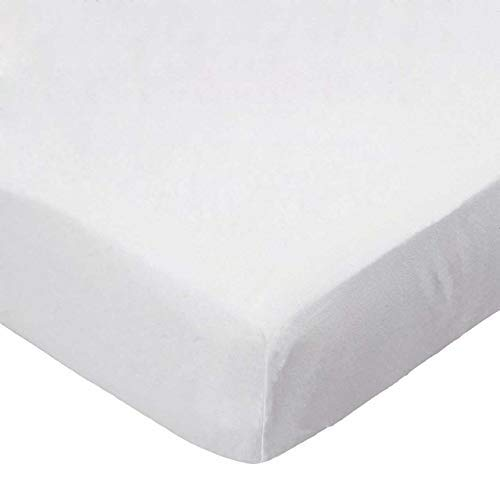 SheetWorld 100% Fitted 100% Cotton Percale Sheet Portable Mini Crib Sheet Cotton 24 x 38,Solid Ivory Woven,Made In USA [並行輸入品] B077Z2RZQZ, 魚沼の里 芳屋:f7edcf5e --- dqfansurvey.online