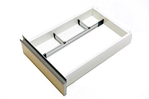 Comodidad práctica cocina cajón ajustable, modular Organizador 3Cajones Juego de compartimentos para elegante en...