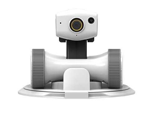 iPATROL Riley V2- WiFi Enabled mobilized Home Monitoring Robot